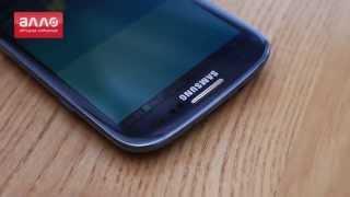 видео Обзор смартфона Samsung Galaxy SIII (GT-i9300)