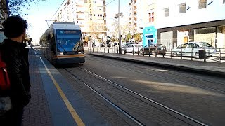 видео Транспорт в Валенсии