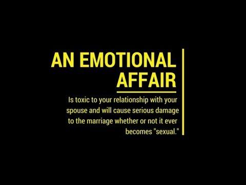 Emotional Affairs, they do exist