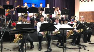 Eagleview jazz band 2019