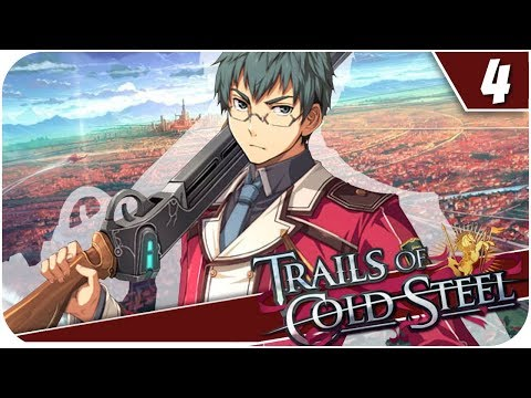 THANK AIDIOS FOR MACHIAS! - Legend of Heroes: Trails of Cold Steel Let's Play 4 (PC) [Blind]