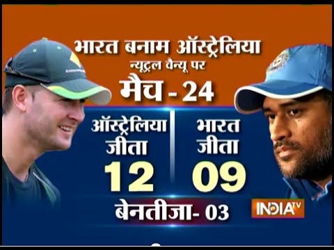 Icc Cricket World Cup 2015 Team India To Face Australia In Semi Final In Sydney India Tv