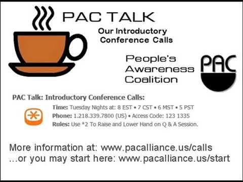 PAC Call 10 -10 -17