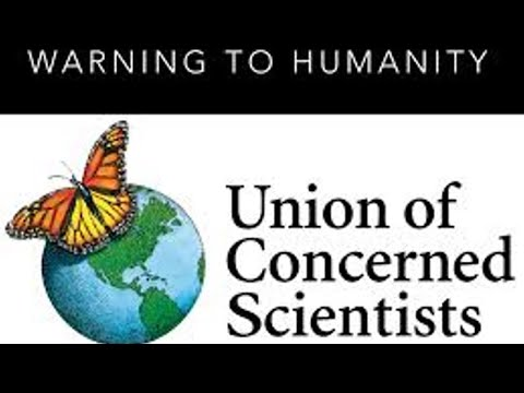 1992 World Scientists' Warning to Humanity