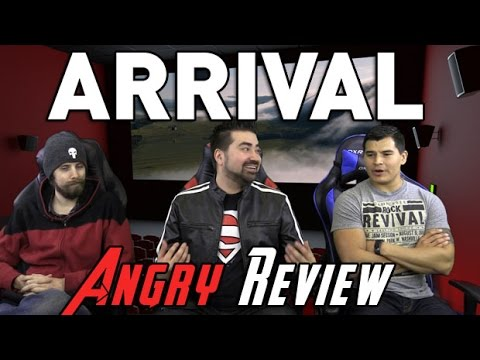 Arrival Movie Review  Youtube