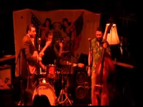 WEST TEXAS CRUDE @ LEFTY'S OLD TIME MUSIC HALL (19-07-2013)