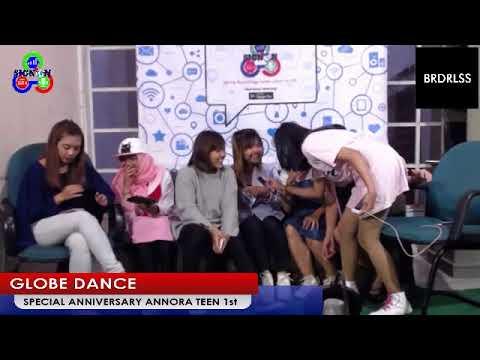 Annora Teen Globe Dance Special 1st Birthday Annora