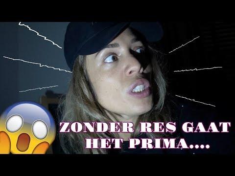 ZONDER RES GAAT HET PRIMA... 😱 #117 By Nienke Plas
