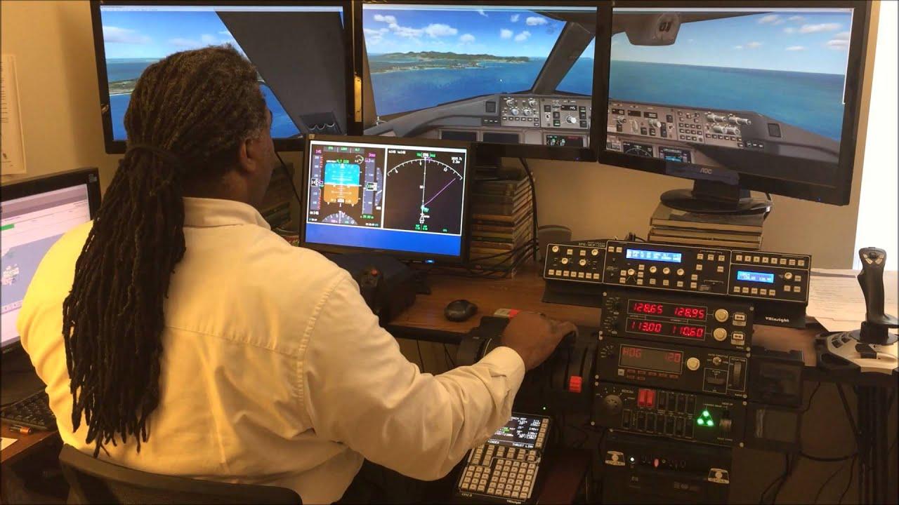 Home Cockpit Princess Juliana I7 Mission Redeux Pmdg
