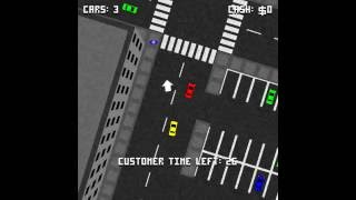 Такси. Дрифт // Taxi Drift