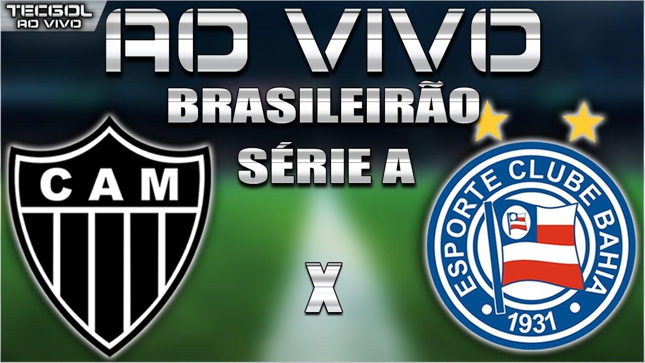 Atlético-MG 1x1 Bahia   Brasileirão Série A   36ª Rodada   Narração