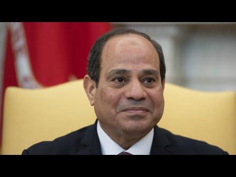 استفتاء: 88,83 بالمئة من الناخبين المصريين يصوتون لصالح تمديد حكم السيسي  - نشر قبل 1 ساعة
