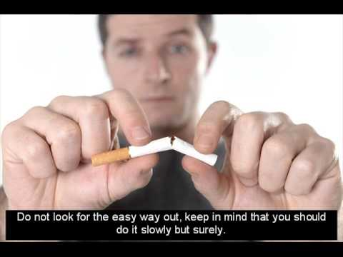 The Brave Attempt to Stop Smoking