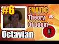 [FREE MIC #6] Fnatic vs Theory of Doom cast by Octavian | EUW Ranked 5 Patch 4.21 | 1080p 60FPS