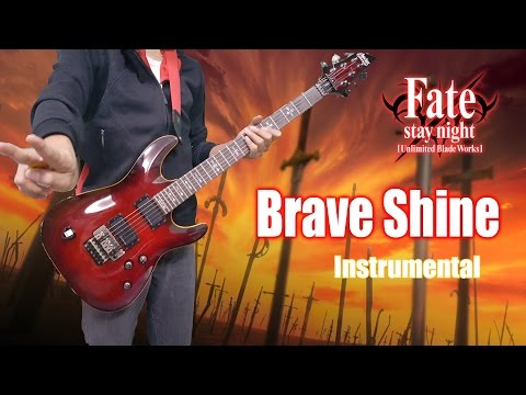 Fate Stay Night UBW OP2 (Instrumental Guitar Cover) [Brave Shine]【Aimer】