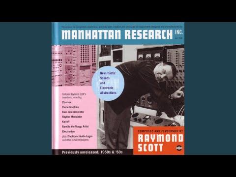 raymond scott backward beeps