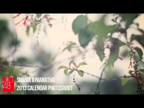 2013 Calendar Photoshoot- Shania Junianatha