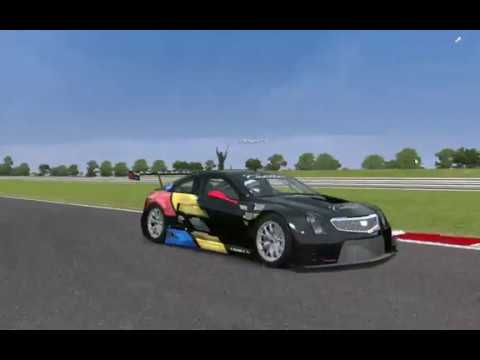 Automobilista - EEC Intercontinental Endurance Cup Test Race - Snetterton