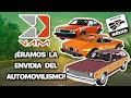 ¡¡DESAPARECIERON!! ¿Por qué FRACASARON los AUTOS fabricados en MÉXICO?   Caso VAM