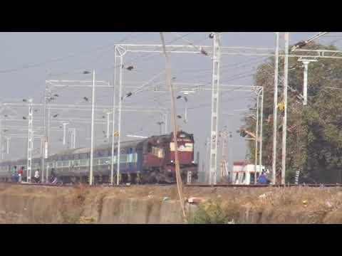 KACHHPURA AFTER ELECTRIFICATION (KEQ) | Itarsi - Satna - Katni - Manikpur : 51671 Passenger