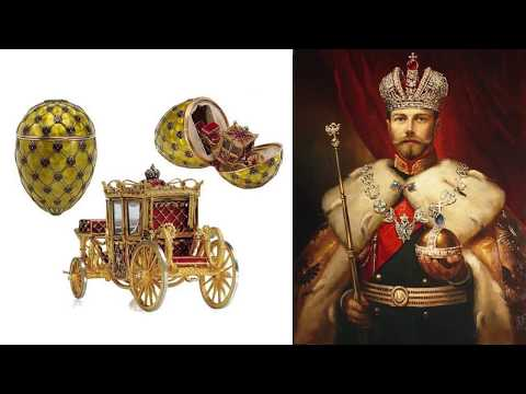 Carl Faberge and The Jewels of the Tsars