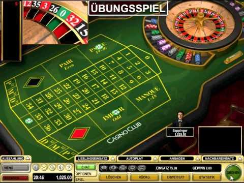 Franzosisches Roulette Gewinn