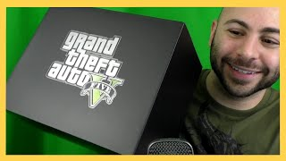Thank you for the AMAZING gifts Rockstar! Mind blowing GTA 5 presents!