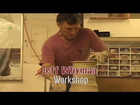 Jeff Whyman Workshop at Omaha Clay Works