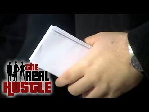 Real Life Scam: Black Money | The Real Hustle