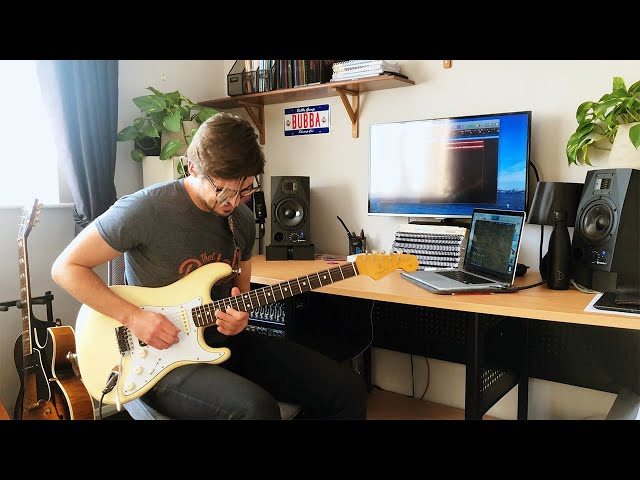 Good Times Bad Times by Led Zeppelin - Guitar Cover