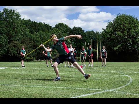 Akeley Wood School Sports Day 2015