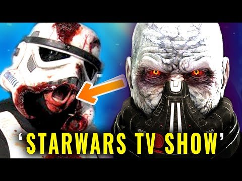 7 Star Wars NETFLIX Series Fans Want To See! [Dash Star]