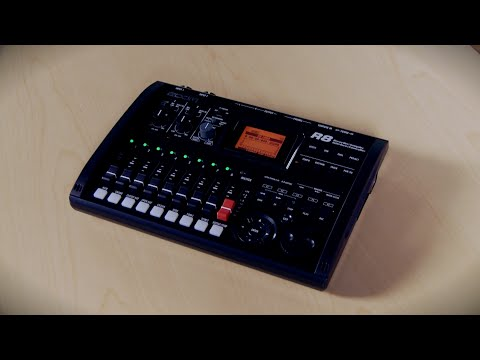Zoom R8 and R24 Multitrack Recorders with Samuel Greene