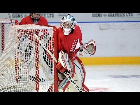 Hockey Canada Goaltender Camp