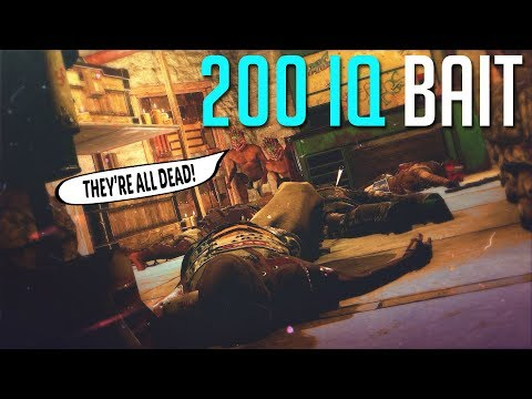 They FORGOT about OUR BAG! 200 IQ BAIT - Rust thumbnail