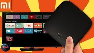 Video Android TV 4K télévision 📺 Xiaomi Mi Box Amlogic S905 international. download MP3, 3GP, MP4, WEBM, AVI, FLV Januari 2018