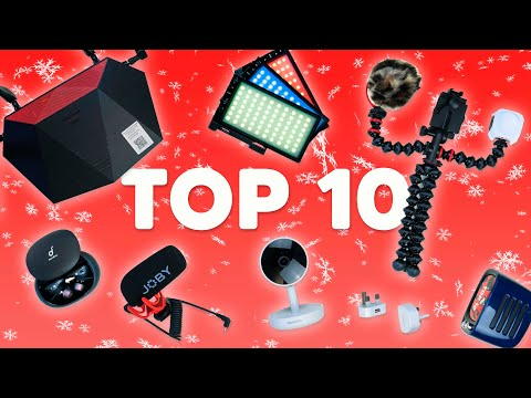 My 10 Favorite Tech Under £50 from 2020 – Holiday Edition!