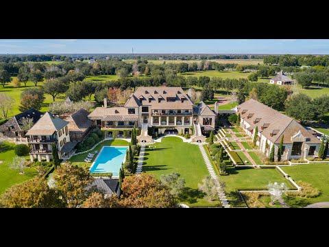 $22 Million 36,000 sqft Tampa Florida estate for sale