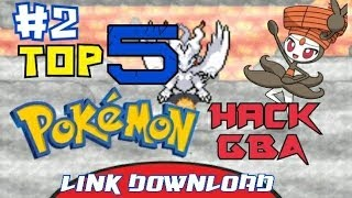complete pokemon rom hacks