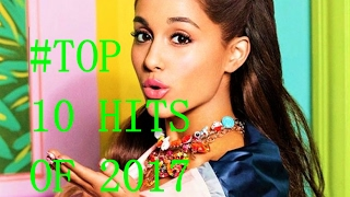 Hottest songs of February 2017 (TOP 10)