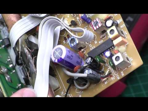 Roberts RP28 transistor radio fault finding and repair