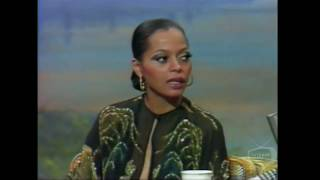 Diana Ross, Tonight Show, 1977
