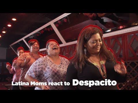 LATINA Moms Listen To DESPACITO | mitú