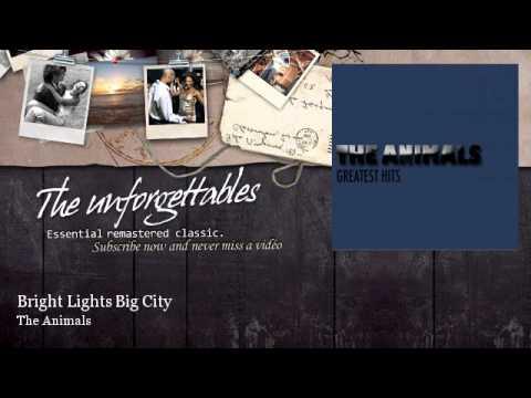 The Animals - Bright Lights Big City mp3