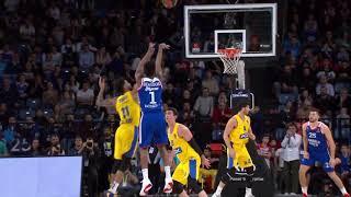 26.12.2019 / Anadolu Efes - Maccabi FOX Tel Aviv / Rodrigue Beaubois