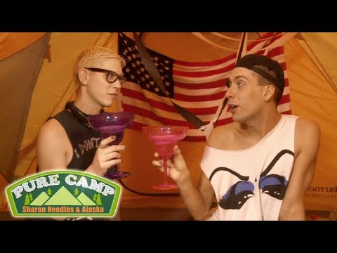 Sharon Needles and Alaska: Pure Camp - Extreme Tent Makeover