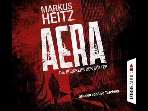 Aera: Die Rückkehr der Götter YouTube Hörbuch Trailer auf Deutsch