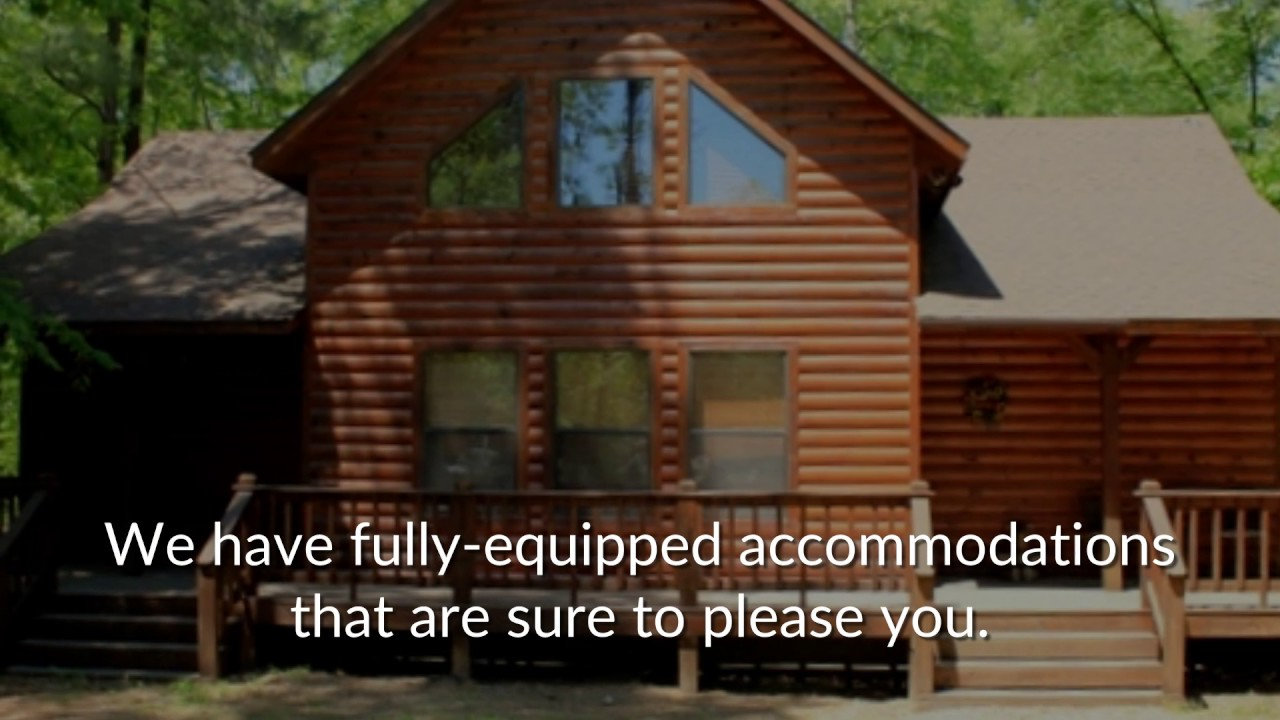 Beavers Bend Cabins For Rent Lake Cabin Rentals Broken