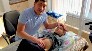 Как делать висцеральный массаж ребенку для поднятия иммунитета. Иммунитет без лекарств.