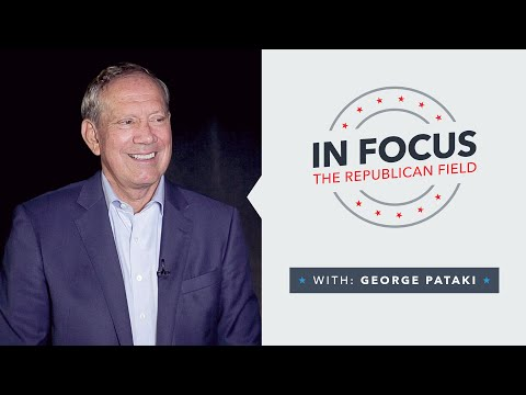 In Focus - George Pataki